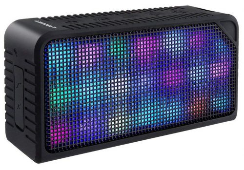 URPOWER Portable LED Bluetooth Speakers