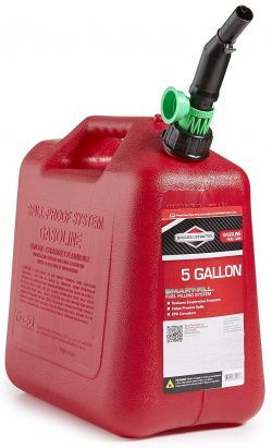 Briggs & Stratton Gas Cans