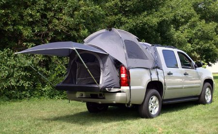 Napier Truck Bed Tents