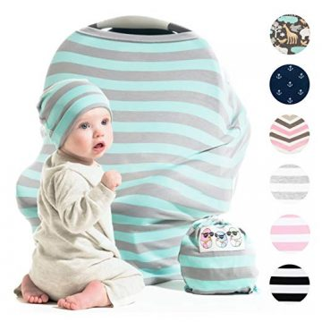 Cool Beans Baby Car Seat Covers for Girls