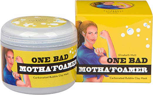 Elizabeth Mott Carbonated Bubble Clay Masks