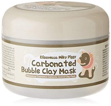 Elizavecca Carbonated Bubble Clay Masks