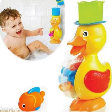 FUNERICA Bath Toys for Toddlers
