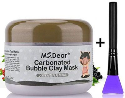 HailiCare Carbonated Bubble Clay Masks