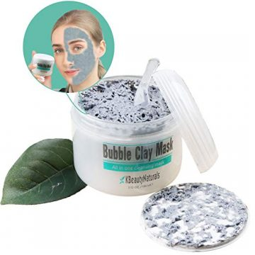 KBeautyNaturals Carbonated Bubble Clay Masks