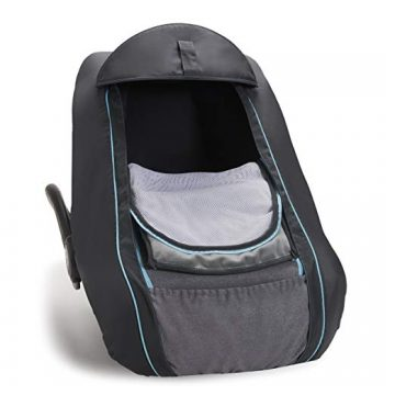 Munchkin Baby Car Seat Covers for Girls