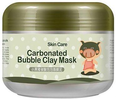Silvercell Carbonated Bubble Clay Masks