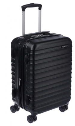 AmazonBasics Carry-On Luggage