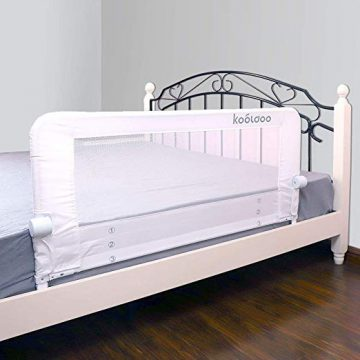KOOLDOO Toddler Bed Rails