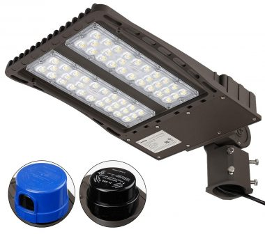 LEONLITE LED Parking Lot Lights