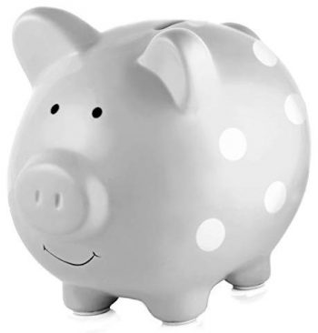 Pearhead Piggy Banks for Kids
