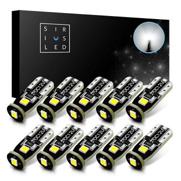 SiriusLED LED Lights for Car Interior