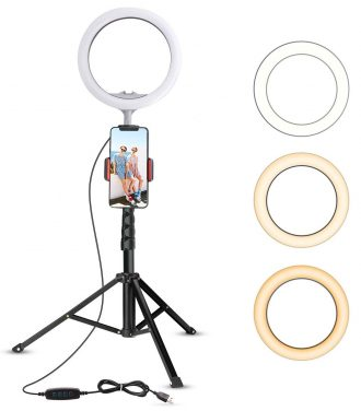 UBeesize Ring Lights with Stand