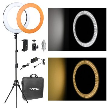 ZOMEi Ring Lights with Stand