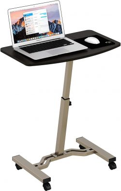 SHW Rolling Laptop Carts