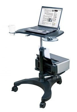 Aidata Rolling Laptop Carts