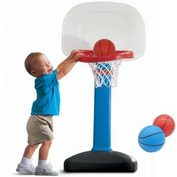 MICROFIRE Basketball Hoops for Kids