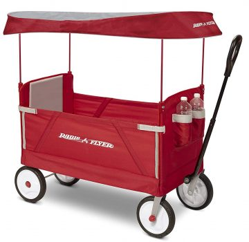 Radio Flyer Folding Wagons