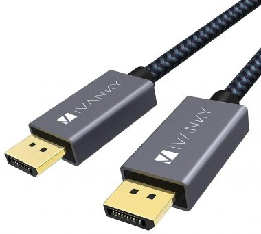 ivanky Display Port Cables