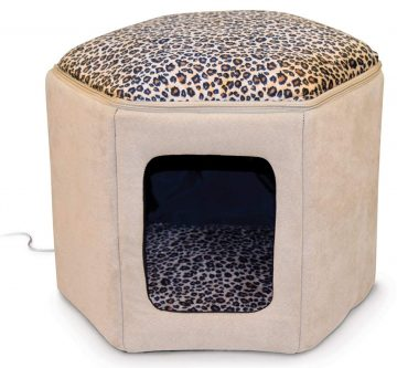 K&H Pet Products Heated Cat Houses