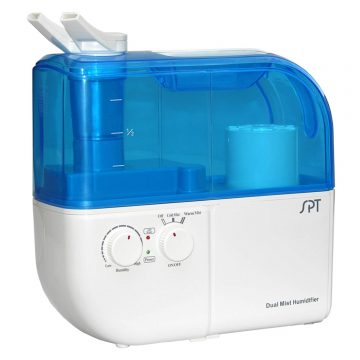 SPT Warm Mist Humidifiers
