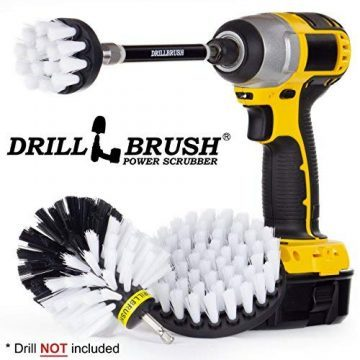 Drillbrush Car Wash Brushes