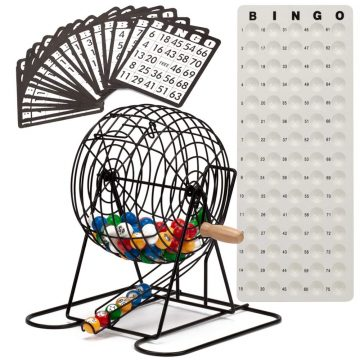 GSE Games & Sports Bingo Sets