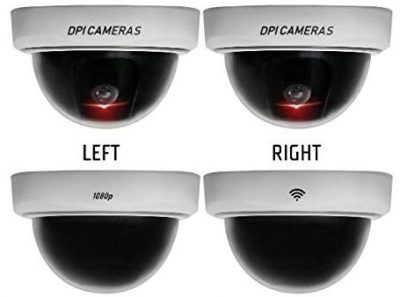 DPI Fake Security Cameras