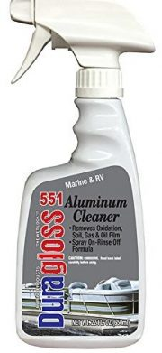 Duragloss Aluminum Cleaners