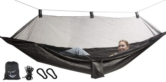 Krazy Outdoors Hammocks with Mosquito Net