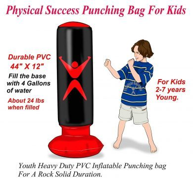 Physical Success Partners Kids' Punching Bags