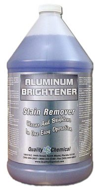 Quality Chemical Aluminum Cleaners