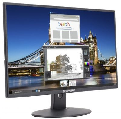 Sceptre Frameless Monitors