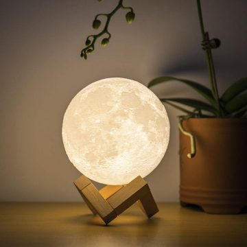 BRIGHTWORLD Moon Lamps
