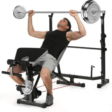 Kepteen Olympic Weight Benches