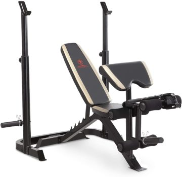 Marcy Olympic Weight Benches