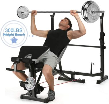 OppsDecor Olympic Weight Benches