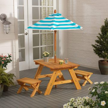 KidKraft Kids Picnic Tables