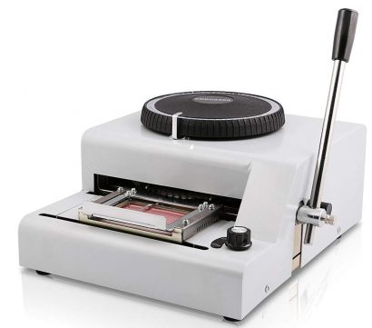 SHZOND Embossing Machines