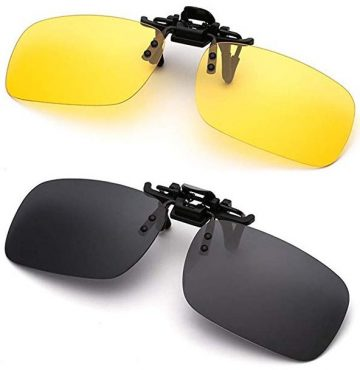 Simida Clip On Sunglasses