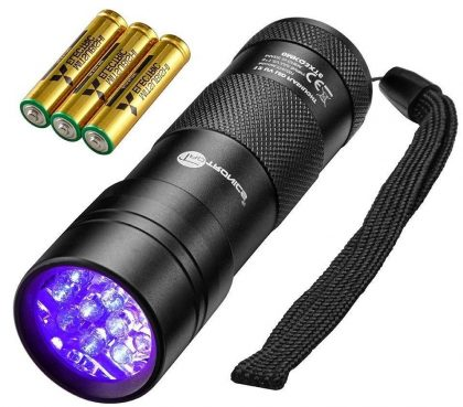 TaoTronics Black Light Flashlights