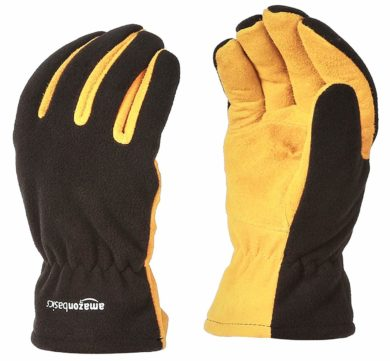 AmazonBasics Winter Work Gloves