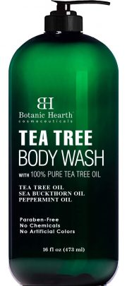 Botanic Hearth Antibacterial Body Washes
