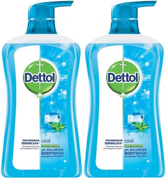 Dettol Antibacterial Body Washes