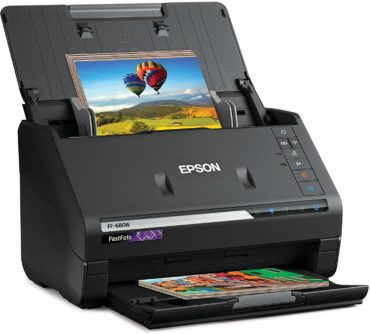 Epson Photo Scanners