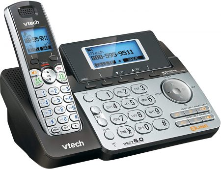 VTech Cordless Phone with Headset Jacks