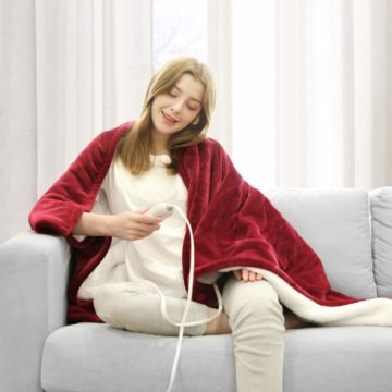WAPANEUS Electric Blankets