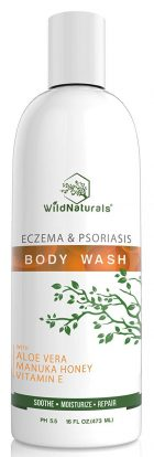 Wild Naturals Antibacterial Body Washes