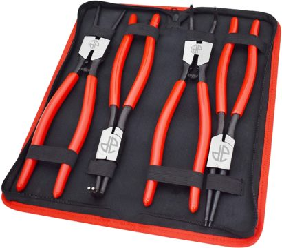 Astro Pneumatic Tool Snap Ring Pliers Sets