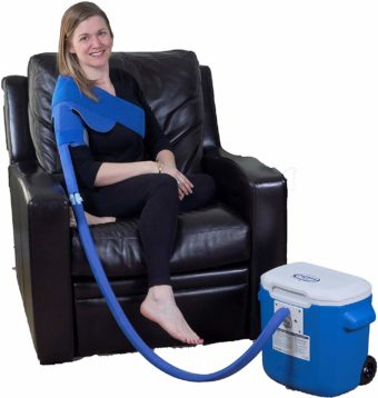 Polar Products Inc. Ice Therapy Machines
